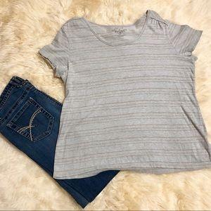 Sonoma Tops - 👚🌟Sonoma Striped Short-Sleeve Tee 👚🌟